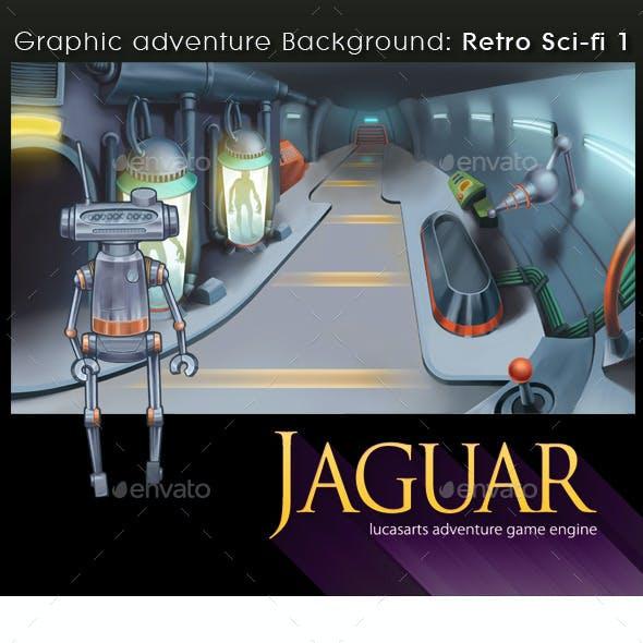 Graphic Adventure Pack: Retro Sci-fi 1
