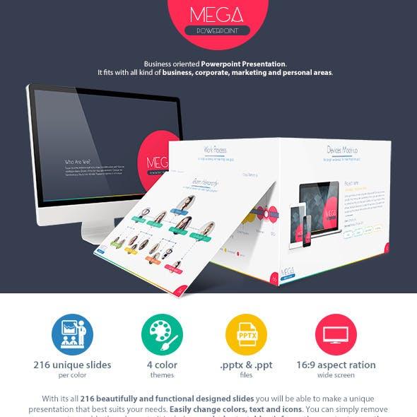 Mega Powerpoint Presentation