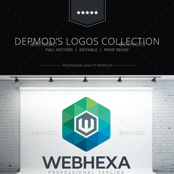Web Hexa Logo