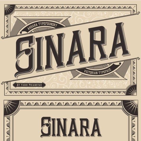 Sinara Font