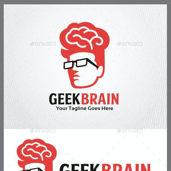 Geekbrain Logo Template