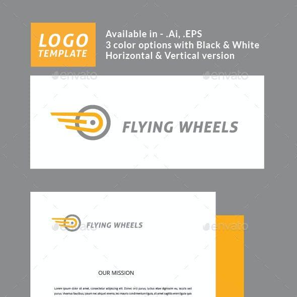 Logo Flying Wheels