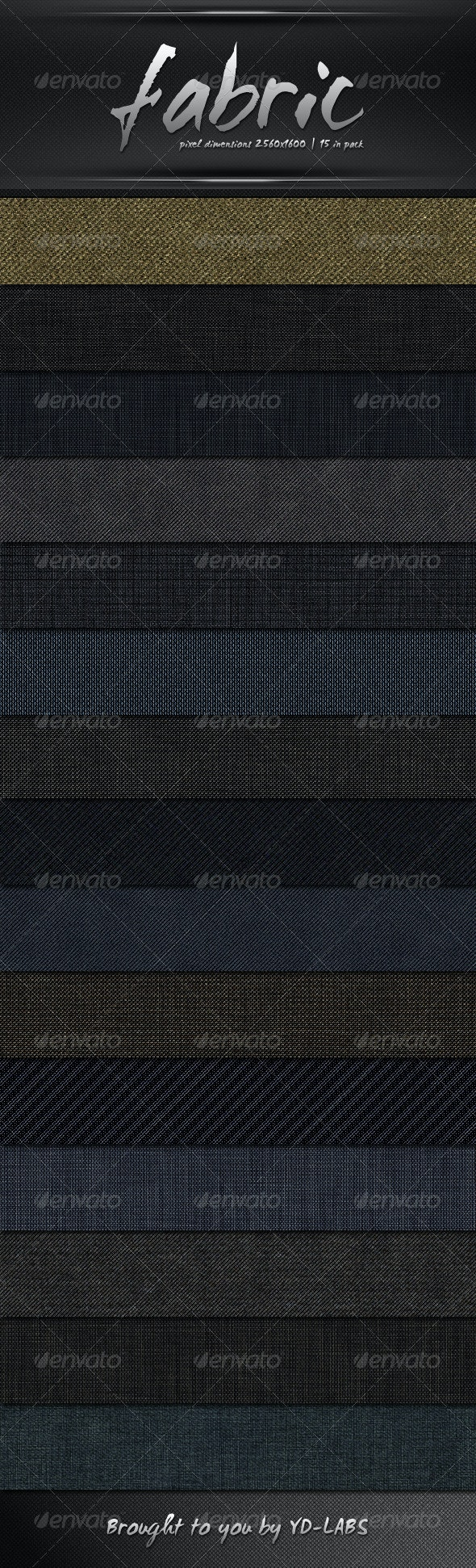 Fabric Pack 1 - Fabric Textures