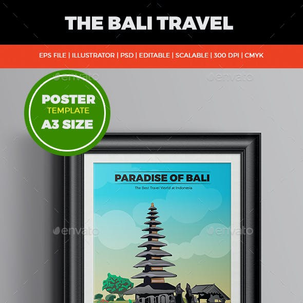 Bali Flyer Graphics Designs Templates From Graphicriver