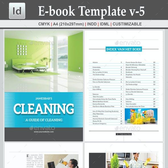 E-Book Template v-5