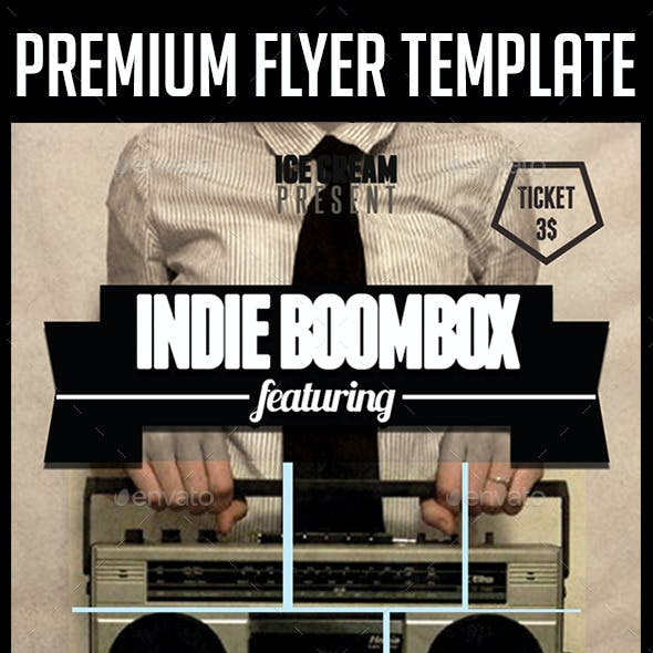 Indie Boombox