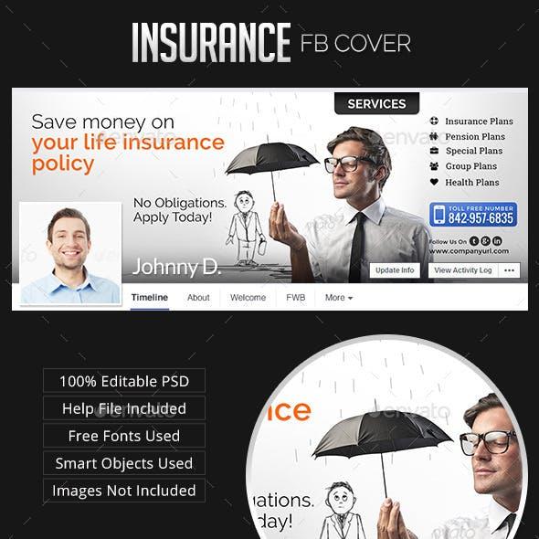 Insurance Facebook Cover