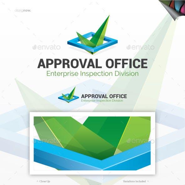 Approval Office Logo