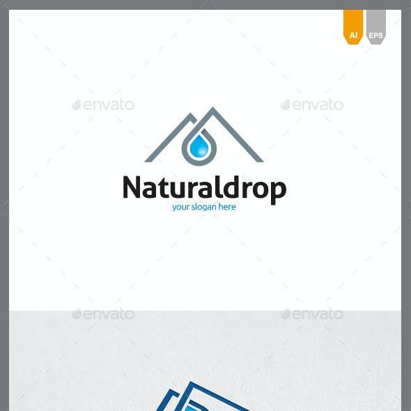 Natural Drop Logo