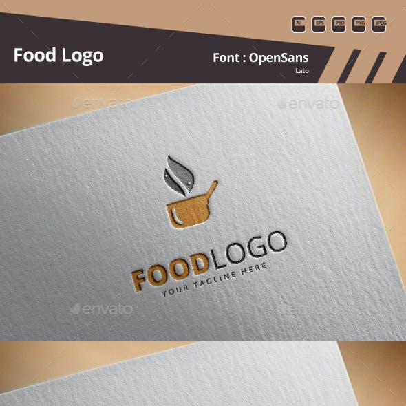 Food Logo Template