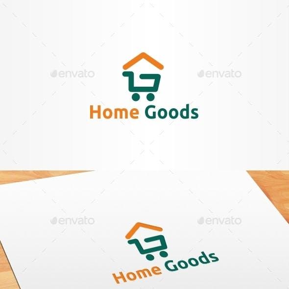 Home Goods Logo Template