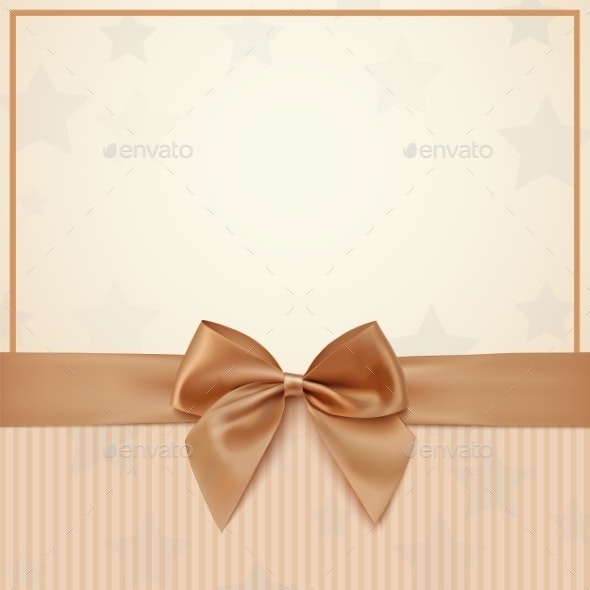 Vintage Greeting Card Template  - Backgrounds Decorative