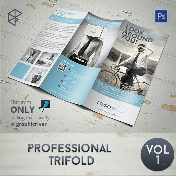 Professional Trifold