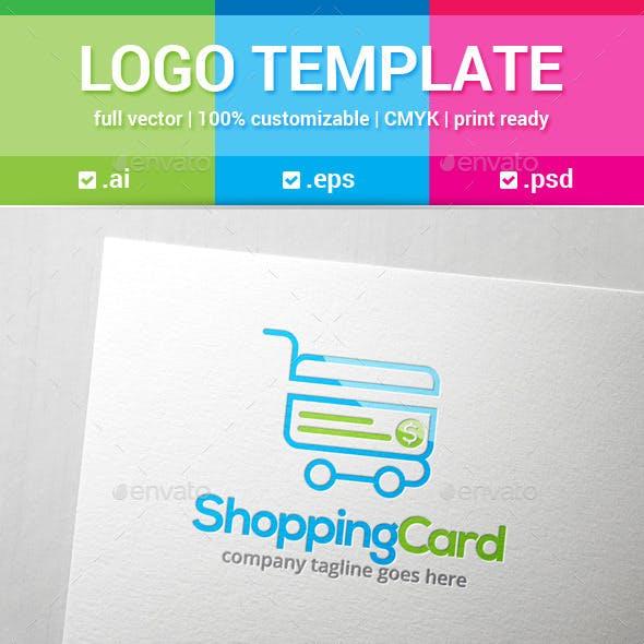 Shopping Card Logo