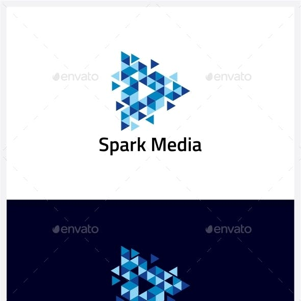 Spark Media Logo