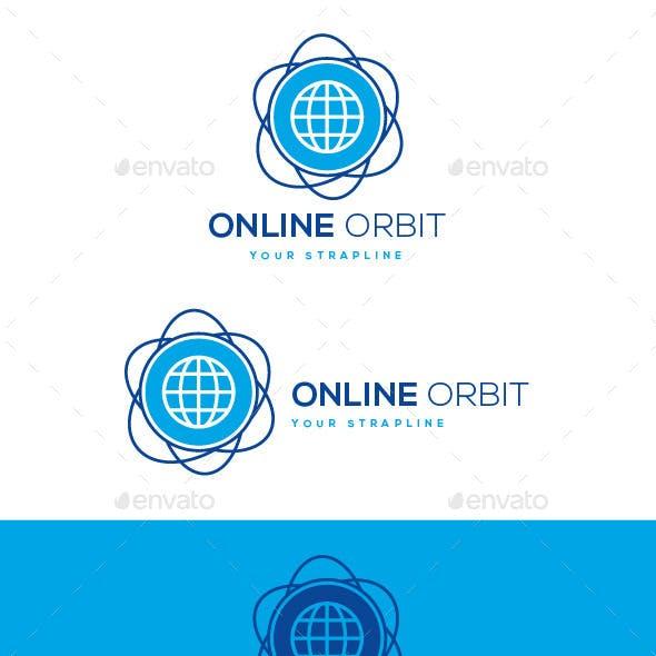 Online Orbit Logo