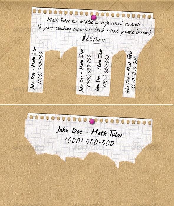 Creative Business Card CMYK 300 Dpi - Creative Business Cards