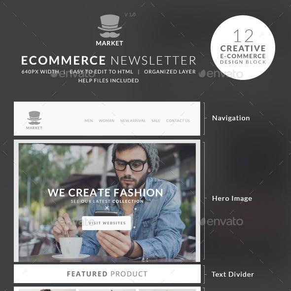 Market E-Commerce Newsletter