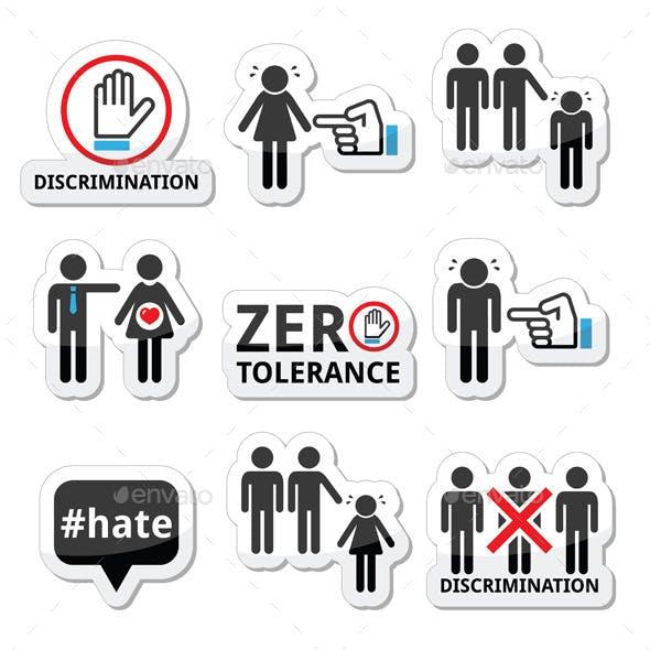 Stop Discrimination Set