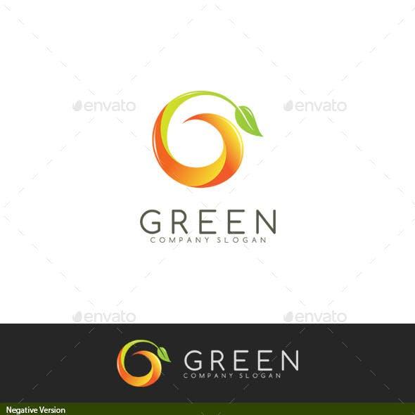 Green - Letter G Logo