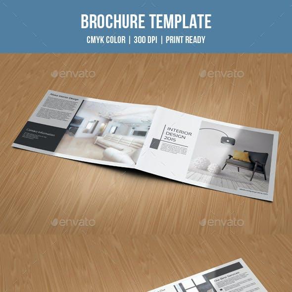 Landscape Bifold Brochure-V199