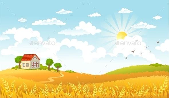 Landscape - Landscapes Nature