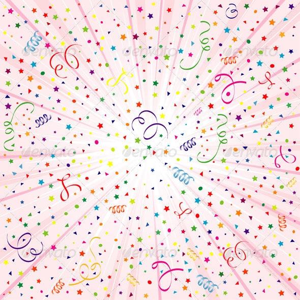 Party time - Birthdays Seasons/Holidays