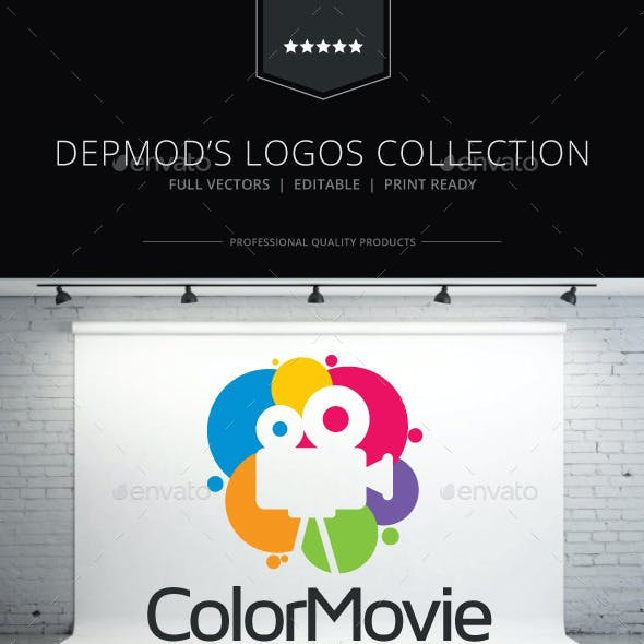 Color Movie Logo