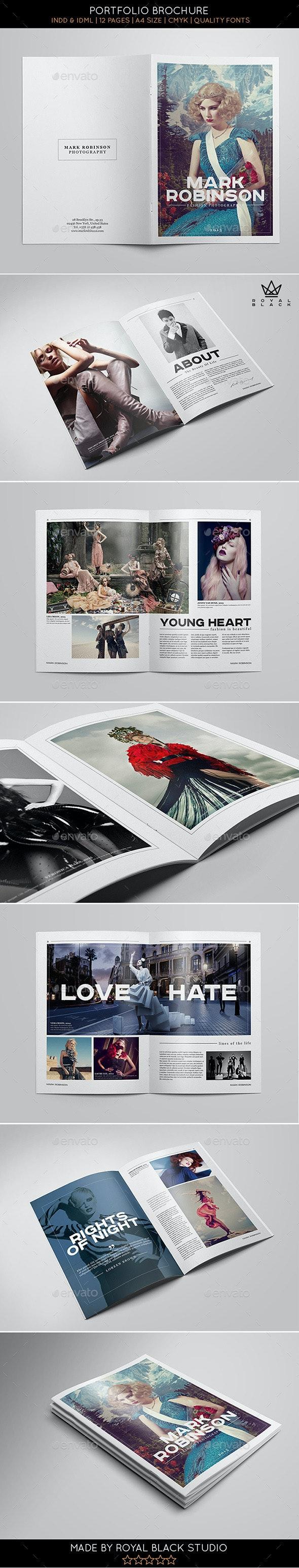 Portfolio Brochure Vol.6 - Portfolio Brochures
