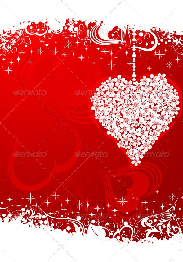 Valentines Day frame - Valentines Seasons/Holidays