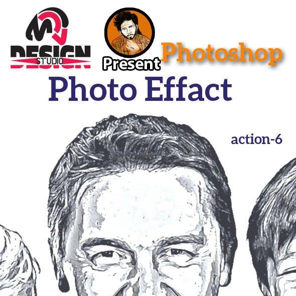 Photo Effact Action