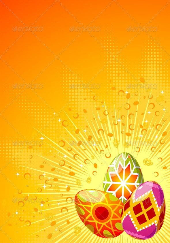 Easter egg - Miscellaneous Seasons/Holidays