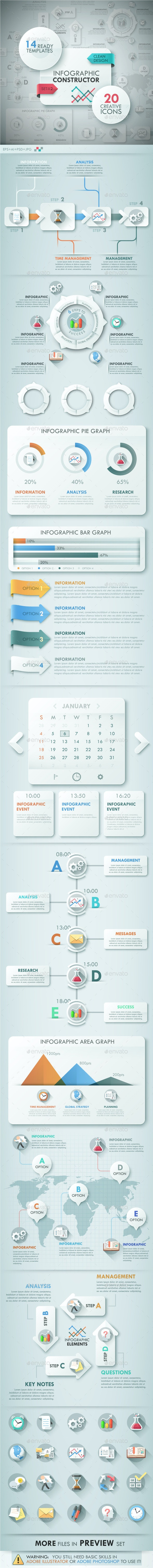 Infographic Constructor Part 2 - Infographics