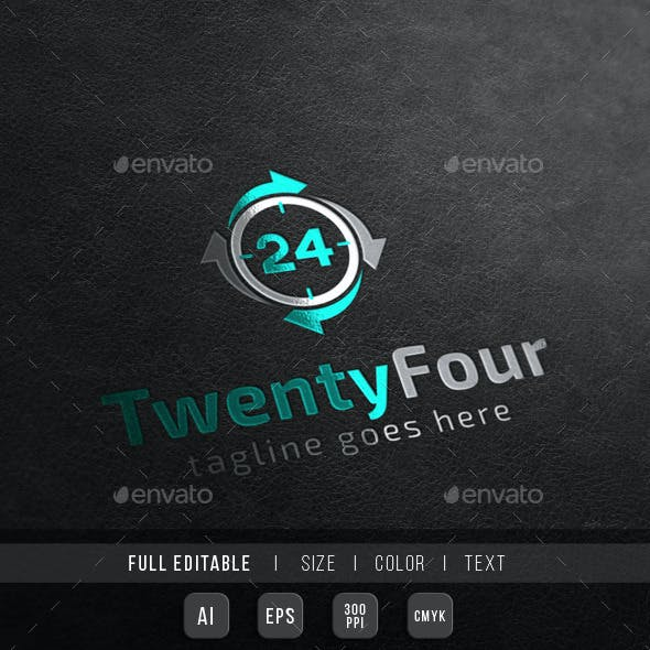 24 hour - Twenty Four Number Business
