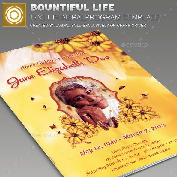 Bountiful Life Funeral Program Template-002