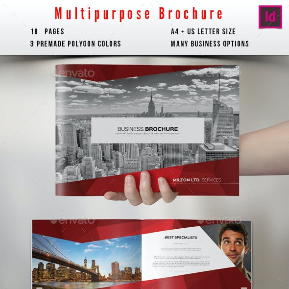 Multipurpose Business Catalog / Brochure