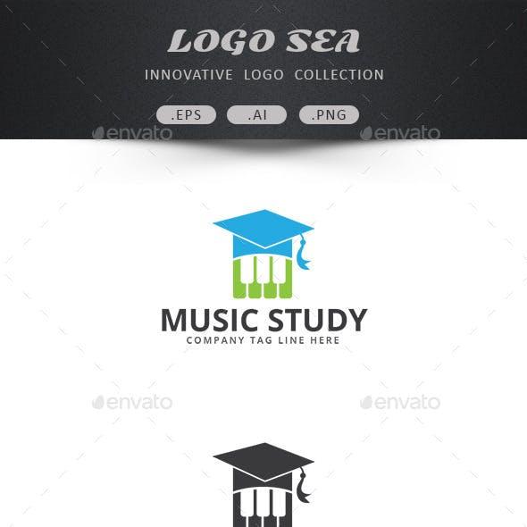 Music Study logo
