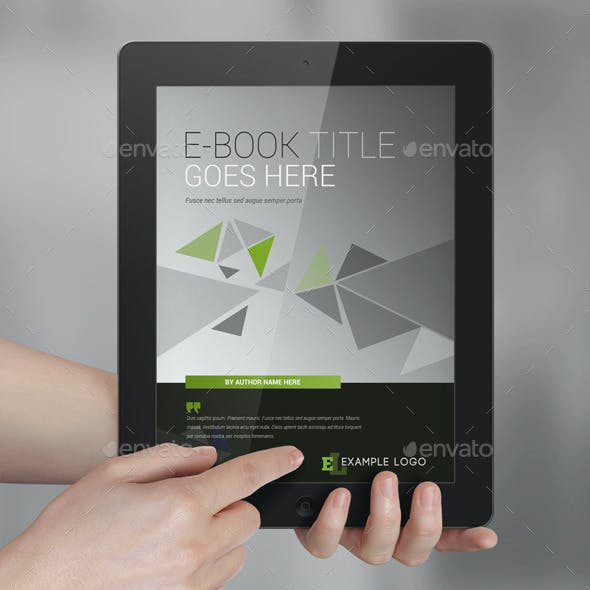 Multipurpose E-Book Template