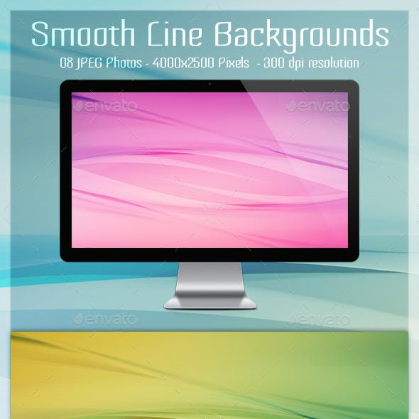 Smooth Line Backgrounds