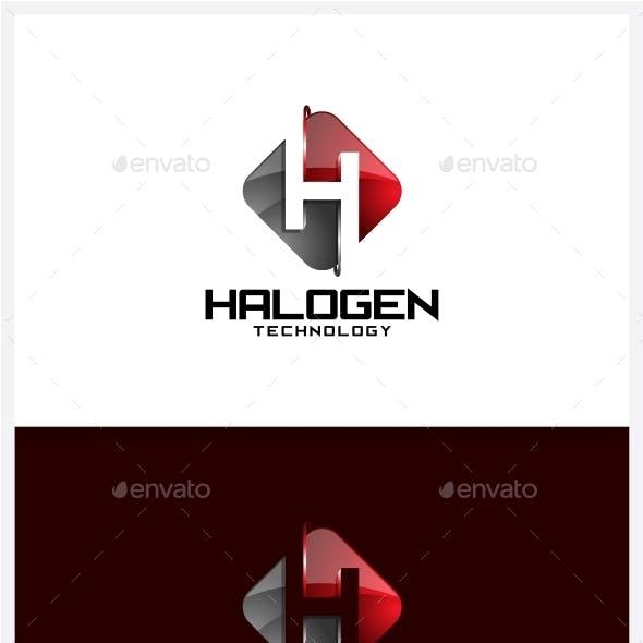 Halogen Technology Logo