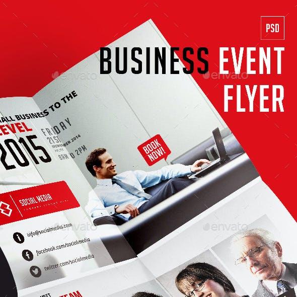 Business Event Flyer V.2