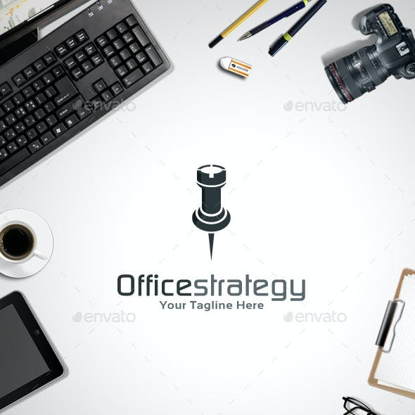 Officestrategy Logo Template