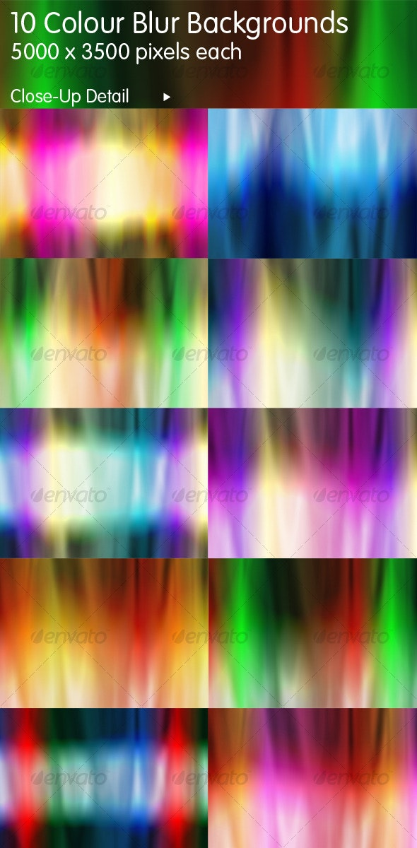 10 Soft Backgrounds Collection - Backgrounds Graphics