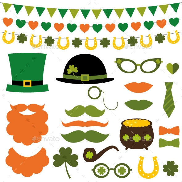 St. Patrick's Day Elements - Miscellaneous Seasons/Holidays