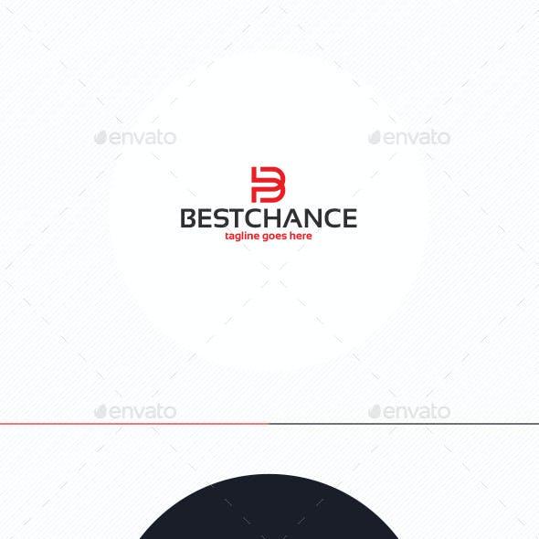 Best Chance Logo • Letter B