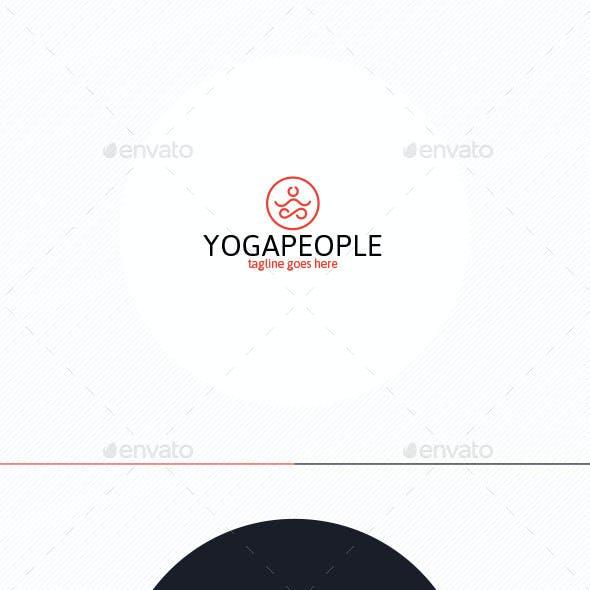 Yoga People Logo