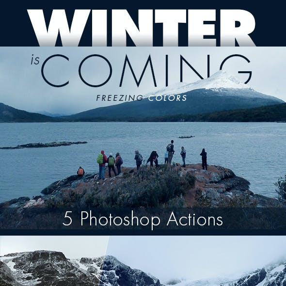 Winter is Coming Action Pack