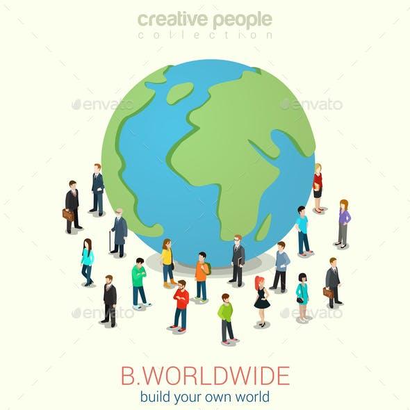 Worldwide Concept