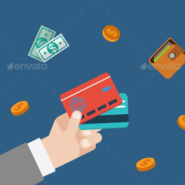 Credit Card Finance Money