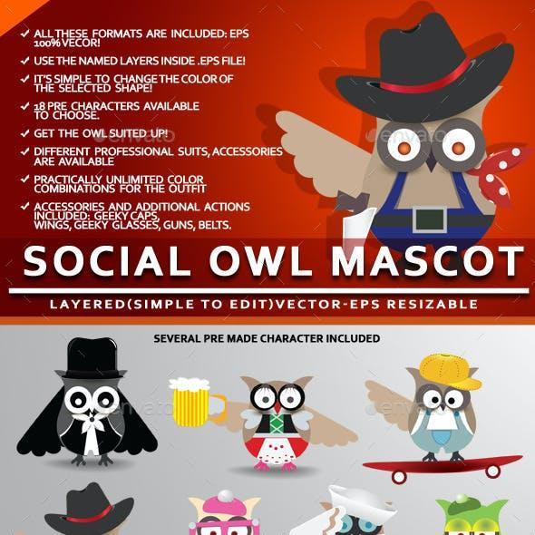 Mascot Generator Graphics, Designs & Templates from GraphicRiver